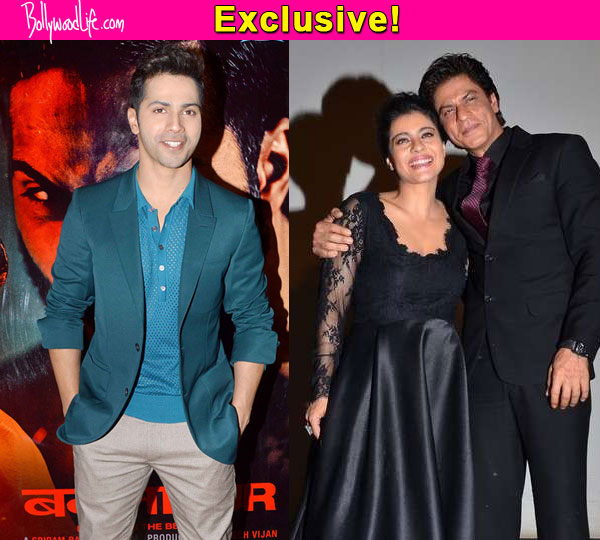 Varun Dhawan to share screen space with Shah Rukh Khan and Kajol?