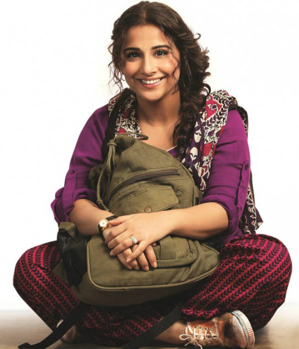 Vidya Balan:  I've no regrets about not being nominated for Bobby Jasoos!