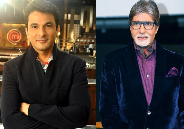Here's what Chef Vikas Khanna gifted Amitabh Bachchan