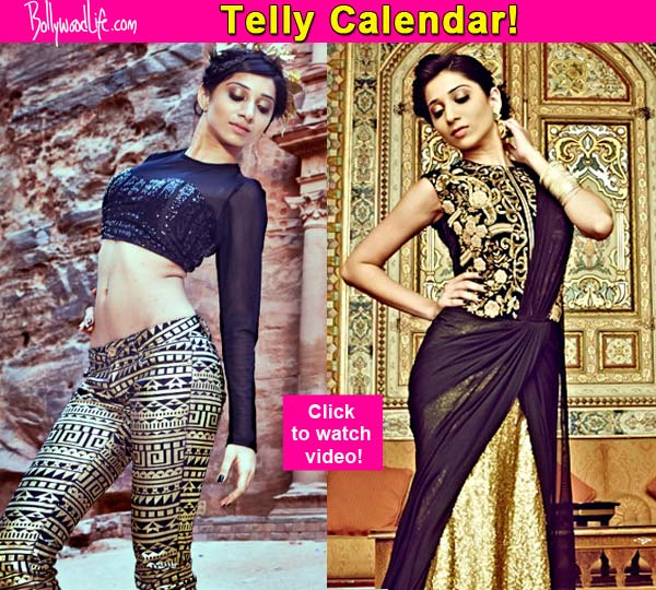 EXCLUSIVE: Making of Vrushika Mehta's first telly calendar shoot – watch video!