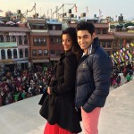 Shooting in Nepal, Ruslaan Mumtaz and Mugdha Godse get stuck for 7 hours in fog!