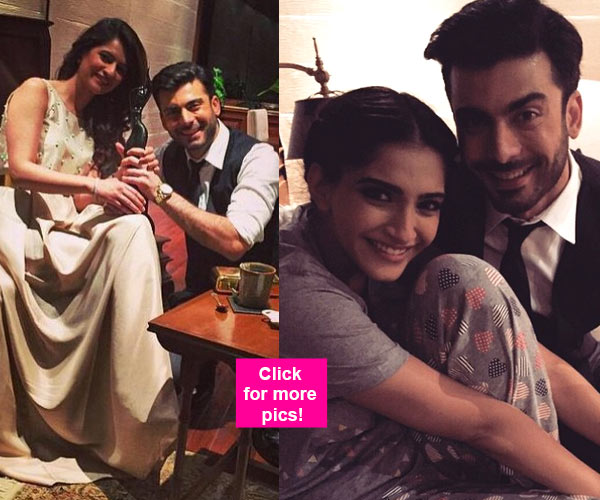 Amazing Filmfare Awards 2015 Fawad Khan Celebrates His First Win With Hairstyles For Women Draintrainus