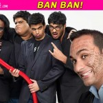 After AIB Roast, ban on Russell Peters?