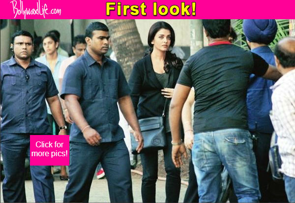 Leaked: Aishwarya Rai Bachchan's serious look for Jazbaa revealed- view pics!