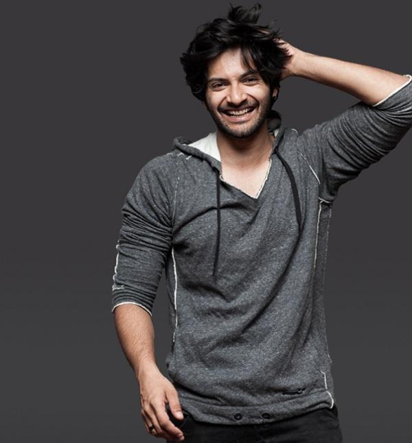 Ali Fazal turns model for Goa Fashion Week