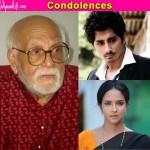 Siddharth, Lakshmi Manchu mourn the death of Aloysius Vincent