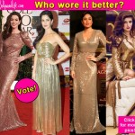 Kareena Kapoor Khan, Katrina Kaif, Anne Hathaway: Who pulled off a sequinned gown best?