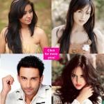 Khatron Ke Khiladi 6: Take a closer look at contestants Asha Negi, Sana Khan, Nandish Sandhu and Nathalia Kaur!