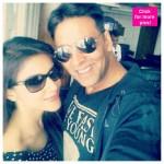 Akshay Kumar introduces Instagram's new starry entrant, Asin!