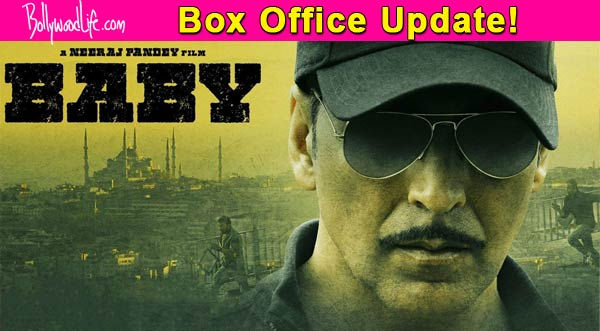 Box Office Collections: Akshay Kumar's Baby enters the Rs 100 crore club with a bang!