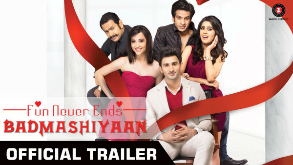 Badmashiyaan courts controversy, Delhi HC passes restraining order on the film's trailer!