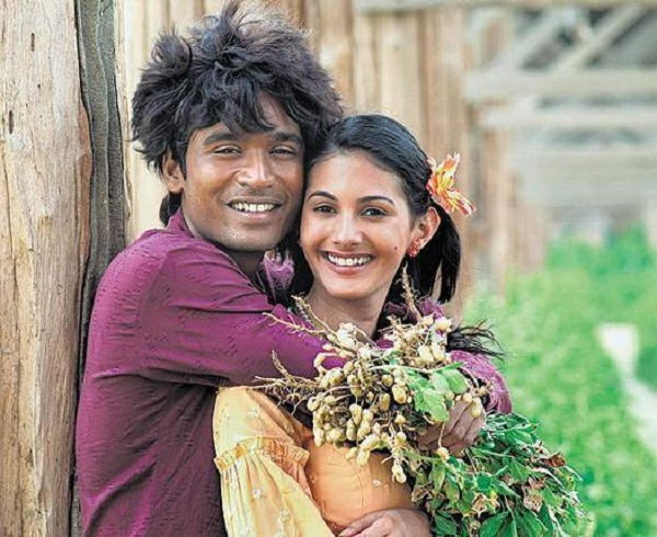 Amyra Dastur: Dhanush helped me with my lines ...