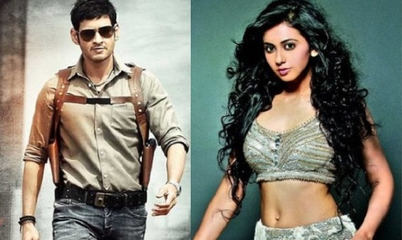 After Ravi Teja, Rakul Preet Singh to star opposite Mahesh Babu