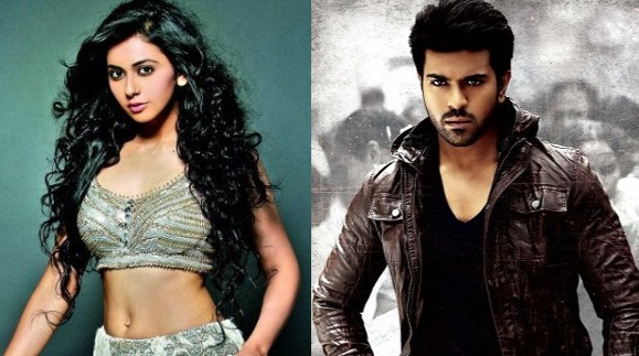 Rakul Preet Singh replaces Samantha to star opposite Ram Charan Teja