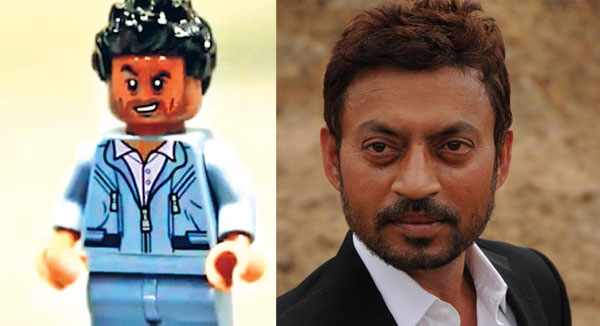 Qissa actor Irrfan Khan to now feature in a video game for Jurassic World!