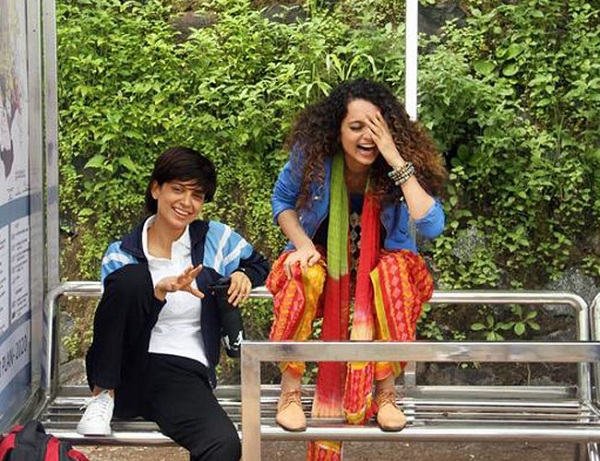 Kangana Ranaut's friends to visit Tanu Weds Manu Returns sets in London