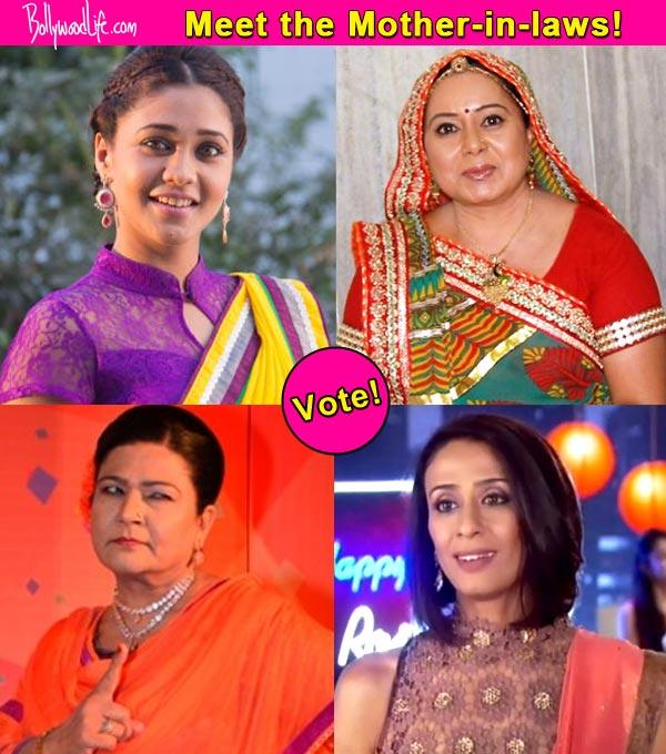 Qubool Hai's Tanveer, Yeh Hai Mohabbatein's Mrs Bhalla, Diya Aur Bati Hum's Bhabho- which of these sasu maa's can you relate to?