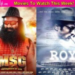 Movies to watch this week: MSG: The Messenger and Roy