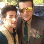 Neil Nitin Mukesh and Armaan Kohli on the sets of Prem Ratan Dhan Payo – view pics!