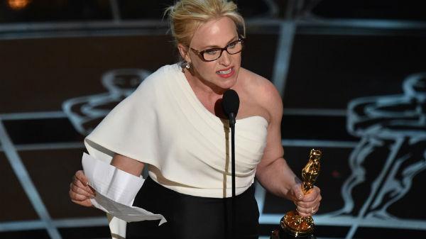 Emma Watson and Farhan Akhtar praise Patricia Arquette's wage equality Oscar-winning speech!