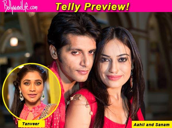 Qubool Hai: Is it the end of the road for Amrapali Gupta aka Tanveer in Surbhi Jyoti- Karanvir Bohra's show?