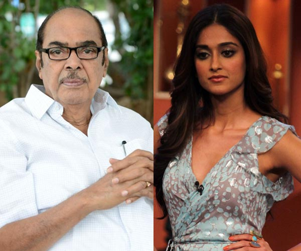 Varun Dhawan's Main Tera Hero co-star Ileana D'Cruz mourns the death of Daggubati Ramanaidu