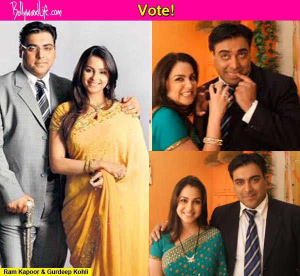 Why we don't want to see Ram Kapoor romance Gurdeep Kohli?