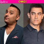 Russell Peters lashes out at Aamir Khan for calling AIB roast violent, asks him to shut up!
