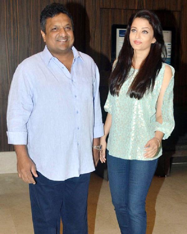 Sanjay Gupta: Shooting Jazbaa with Aishwarya Rai Bachchan is fabulous!
