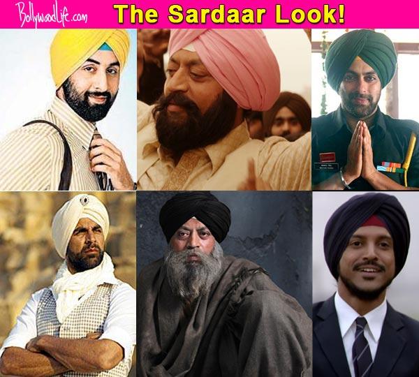 Ranbir Kapoor, Salman Khan, Akshay Kumar, Farhan Akhtar – actors who rocked the sardaar look before Irrfan Khan's Qissa!