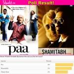 R Balki-Amitabh Bachchan's Paa is a better film than Shamitabh, say fans!
