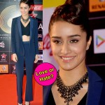 Love or hate: Shraddha Kapoor's French twist updo at GIMA Awards?