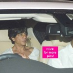 Shah Rukh Khan attends funeral ceremony of Danny Denzongpa's manager – view pics!