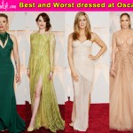 Oscars 2015: Jennifer Lopez, Lady Gaga, Scarlett Johansson- the best and worst dressed celebs!