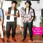 Gautam Rode, Kushal Tandon, Rashami Desai at Gurmeet Choudhary's birthday bash – view pics!