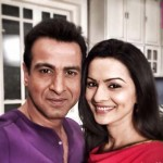 Itna Karo Na Mujhe Pyaar: Ronit Roy and Pallavi Kulkarni bond on the sets with the cast – view pics!