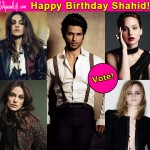 Emma Watson, Jennifer Lawrence, Megan Fox- which Hollywood actress looks the best with Shahid Kapoor? Vote!