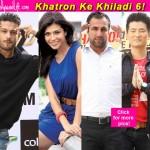 Khatron Ke Khiladi 6: Meet contestants Meiyang Chang, Archana Vijaya, Siddharth Bhardwaj and Rakesh Kumar – watch video!