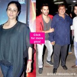 Varun Dhawan's family, Nawazuddin Siddiqui, Tabu attend a special screening of Badlapur – view pics!