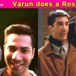 Varun Dhawan trying to be Ross Geller from F.R.I.E.N.D.S? View pic!
