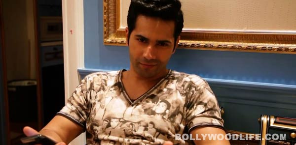 Varun Dhawan: I can give my life for my films!