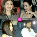 Shilpa Shetty, Riteish Deshmukh, Genelia D'Souza Deshmukh, Malaika Arora Khan spotted at Preity Zinta's Women's Day party!