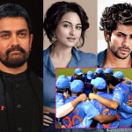 Aamir Khan, Varun Dhawan, Sonakshi Sinha express their disappointment at India's exit from World Cup 2015!
