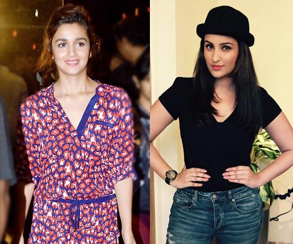 Alia Bhatt helping Parineeti Chopra to deal with failure?