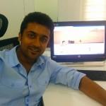 Suriya joins Twitter!