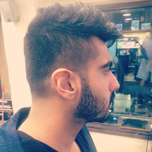 arjun kapoor hair style in 2 states arjun kapoor sports a new look is it for his next 3438