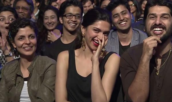 Did Deepika Padukone Act With Jyothika In A South Indian: AIB Roast Controversy : HC Restrains Police From Arresting