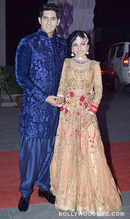A Galaxy Of Bollywood Stars Were C At The Wedding Reception T Series Head Honcho Bhushan Ar S Younger Sister Check Out Pictures Right Here