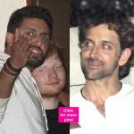 Aamir Khan, Hrithik Roshan, Karan Johar attend Abhishek Bachchan's party for Ed Sheeran – view pics!