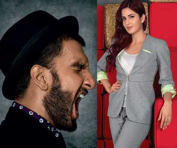 Katrina Kaif graces a magazine cover with Deepika Padukone ...